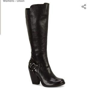 "Kork-Ease ""Olson"" leather boot sz9"